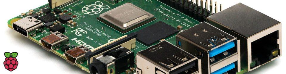 Alle info over Raspberry Pi